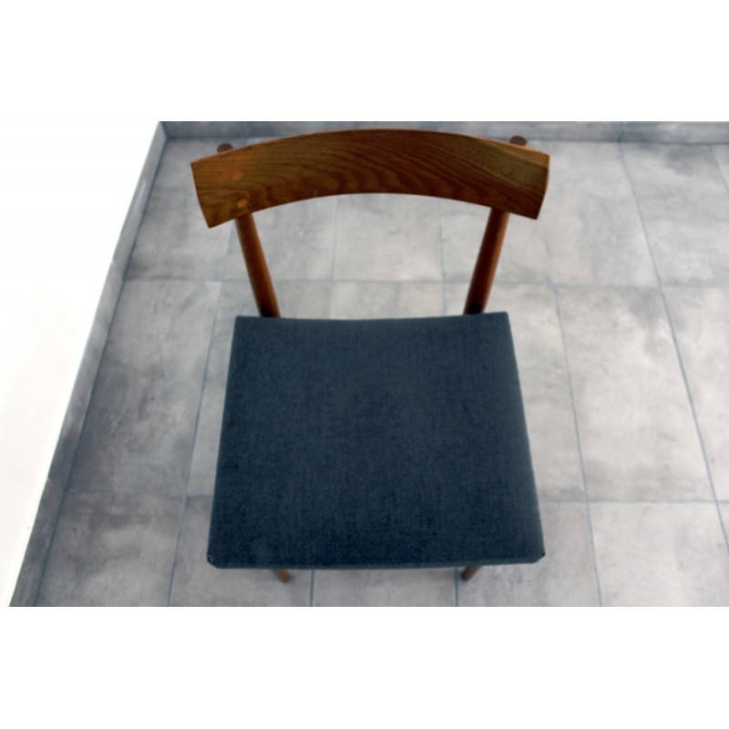 6 sessel f r e tisch um 1960 design 1900 2000. Black Bedroom Furniture Sets. Home Design Ideas