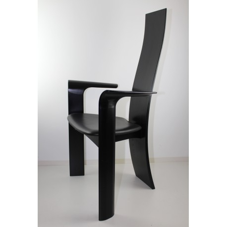 6 Sessel, 1 Esstisch Tranekaer Furniture Denmark