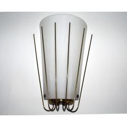 24 Stück große KALMAR Wandlampen