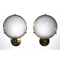 10 Wandlampen Carl Witzmann, 1929