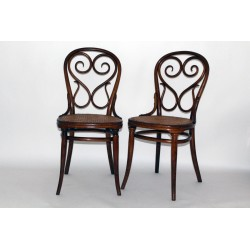 Thonet Nr. 4 Cafe Daum, 1862-1880