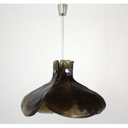 Kalmar Glasluster , ca. 1960, Preis auf Anfrage