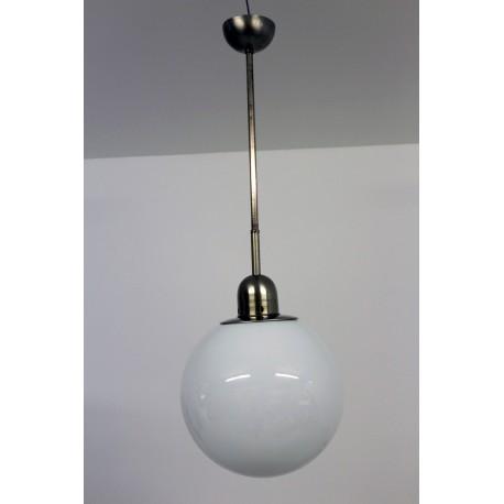Bauhaus Kugelstab Lampe um 1930