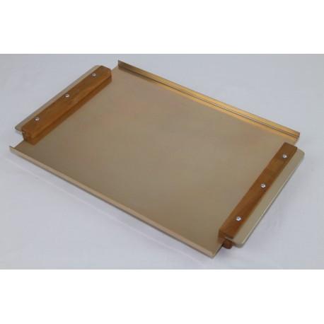 Zeppelin Tablett um 1930, Bauhaus